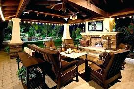 outdoor covered patio patio fireplace ideas outdoor covered with incredible designs patio fireplace ideas outdoor patio