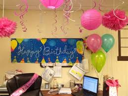 Office Birthday Decorations Cozy Popular 25 Best Ideas About Cubicle