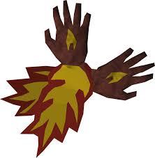 Flame Gloves Runescape Wiki Fandom