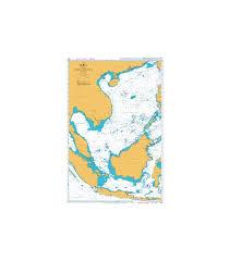 British Admiralty Charts British Admiralty Nautical Chart 4508 South China Sea
