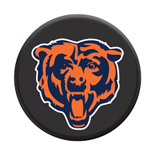 NFL- Chicago Bears Logo PopSockets Grip