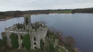 Grand Designs Irish Castle Mcdermotts Castle Sale Withdrawn By Vulture Fund