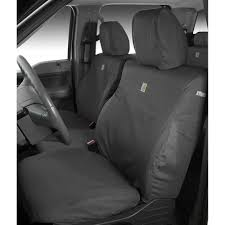 covercraft front seat cover seatsaver carhartt pair for bucket seats f 150 2009 f