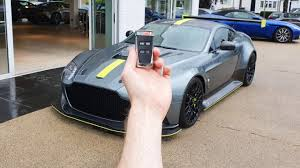 2018 Aston Martin Vantage Amr Pro In Depth Exterior And Interior Tour Exhaust Youtube