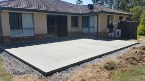 patio concrete slabs.  Slabs Finished Concrete Patio Slab Throughout Patio Concrete Slabs O