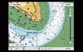 Maxsea Timezero Marine Navigation App For Ipad Yachting