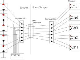 simplified bank charger wiring for 12 volt lead acid batteries Battery Charger Wiring bankchargerwiring jpg \u2039 battery charger wiring