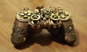 Steampunk PS Controller by cybercrafts ...