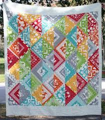 Hello again, everyone! My name is Elizabeth Dackson from Don't ... & Modern Halves Quilt Â« Moda Bake Shop (There has to be a way to do this with  the strip method) Adamdwight.com