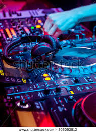 wiring plc control panel wires industrial stock photo 549715858 dj mixes the track in the nightclub at party headphones in foreground and dj hands