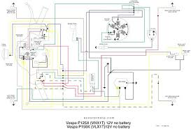 scooter help p150x (vlx1t) vespa px 150 wiring diagram at Vespa Wiring Diagram