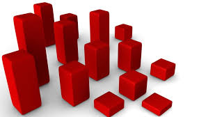 Growing And Shrinking Red Towers Growing And Shrinking Stock Footage Video 100 Royalty Free 591478 Shutterstock