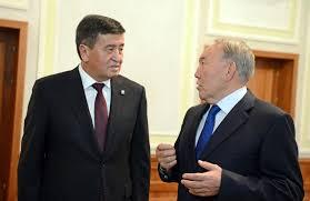 Президенты Казахстана и Кыргызстана провели переговоры по границе  Президенты Казахстана и Кыргызстана провели переговоры по границе стороны пришли к консенсусу