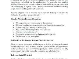Objectives To Put On Resume Objectives To Put On Resumes Objectives