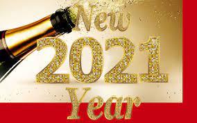 Happy New Year 2021 Sampin Bottle Photo ...
