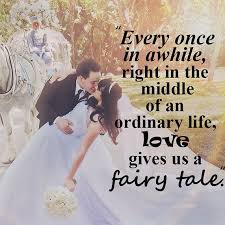 Disney Wedding Quotes Magnificent Wedding Quotes Every Once In Awhile Right In The Middle Of An
