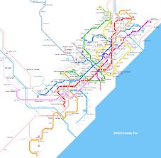 UrbanRail.Net > Europe > Spain > Catalonia > Barcelona Metro