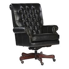 tufted leather executive office chair. Contemporary Executive Tufted Leather Executive Office Chair Color Black Intended O