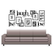 live laugh love wall decor bed bath