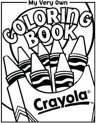 crayon coloring pages crayon colouring pages crayon coloring pages crayon box colouring page