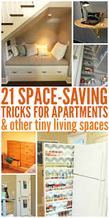 Space Saving Ideas For Small Apartments  New York Living SolutionsSpace Saving Tiny Apartment New York