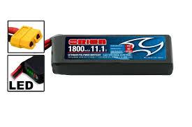 <b>Аккумулятор Team Orion Batteries</b> 11.1V 1800mAh 75C LiPo XT60 ...