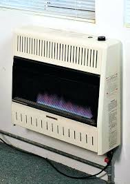 wall mounted gas heater problems this direct vent heaters bluish flames indicate that it is perth