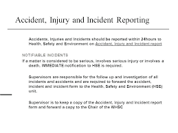 Child Care Incident Report Example Accident Template Accident Injury Report Form Template
