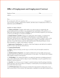 employment contract template medical certificate sample 12 employment contract template survey template words employment contract template 395186 12 employment contract