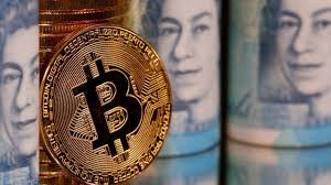 So, you've converted 1 pound sterling to 0.000037 bitcoin. Bitcoin Tops 34 000 As Record Rally Continues Bbc News