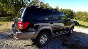 2001 - 2007 Toyota Sequoia Rear Broken Handle Fix !!! - YouTube