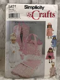 Simplicity Craft Patterns