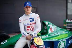 There was never a plan b for the son of corinna and michael schumacher, born on 22 march 1999. 6v1btiqb1wf2dm