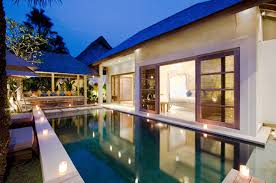 3 Bedroom Villa In Seminyak Simple Design Ideas