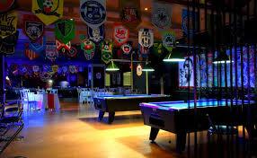 pool table bar. Fine Bar Berjaya Waterfront Hotel Johor Bahru  The Club Sports Bar And Lounge Pool  Table Area On