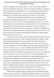 analysis essay example character analysis analysis essay  comparative analysis essay example ex
