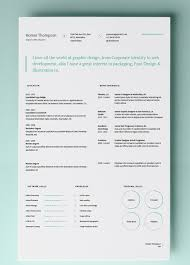 simple resume template vol5 resume template download mac