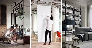 multi functional room dividers