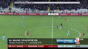 Sivasspor 2 - 1 Trabzonspor Maçı Geniş Özeti Full HD 1080p ( Ziraat Türkiye  Kupası ) 17-04-2013 - YouTube