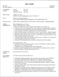 Actuary Resume Magnificent Resume Advice Actuary