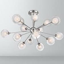 possini euro lighting. Possini Euro Design Glass Sphere 15-Light Ceiling Light Lighting Lamps Plus