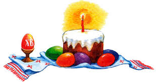 О празднике Пасха детям А Блок