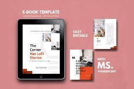 Ebook Template Ebook Template Interior Design Theme