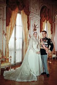 grace kelly had a second pink wedding dress what grace kelly