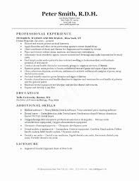 Simple Resume Template 2018 Best Warehouse Worker Resume No Experience Inspirational Vet Tech Resume