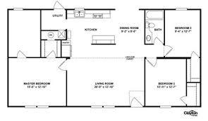 Interactive Floorplan THE MORTON | 34IMT28523BH | Clayton Homes of Augusta  - Augusta, GA | Floor plans, Clayton homes, Morton building homes