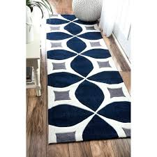 extraordinary navy blue rug runner dark wood molding blue impressive runner rug 9 best images about