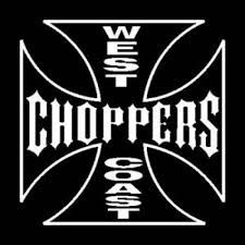 west coast choppers vinyl motorcycle sticker decal vinyl stickers