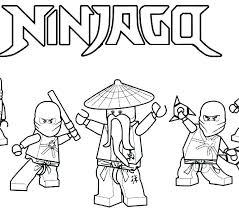 Lloyd Ninjago Coloring Pages Ninja Coloring Pages Ninja Coloring