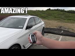 2018 bmw key. fine key parking the 2018 bmw 550i with a remote control  for bmw key e